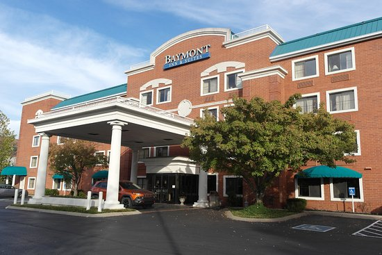 Baymont Inn & Suites Nashville/Brentwood: Simple Exterior, Clean & Quiet Area