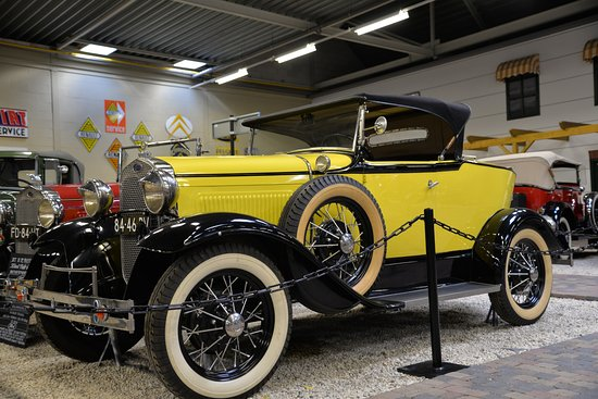 Auto Garage Hillegom : If you love old cars review of den hartogh ford museum hillegom