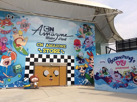 photo4.jpg - Picture of Cartoon Network Amazone, Jomtien Beach - TripAdvisor