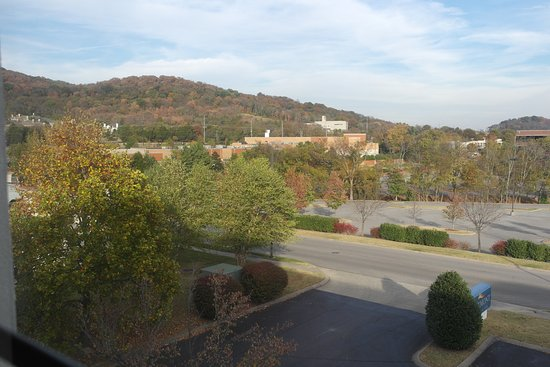 Baymont Inn & Suites Nashville/Brentwood: View from room 401