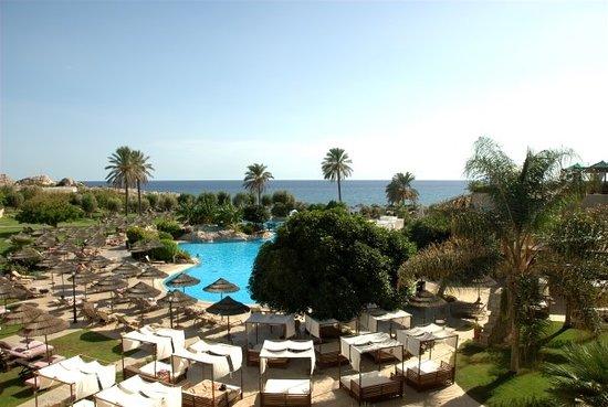 Atlantica Imperial Resort & Spa: Blick aus dem Zimmer
