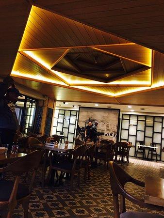 Restaurant meram bos en lommer foto van meram bos en for Meram restaurant amsterdam