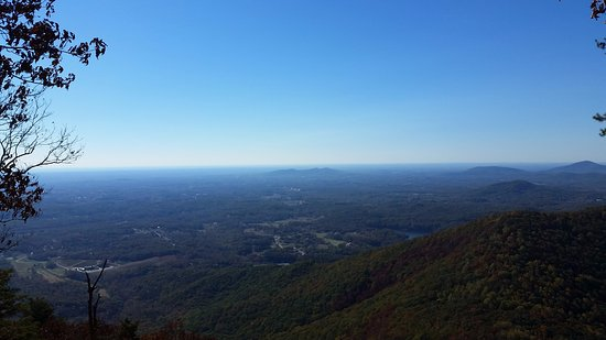 Yonah Mountain Hiking Trail