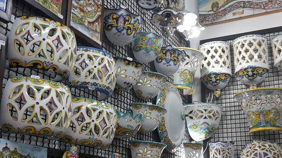 Le ceramiche di vietri picture of vietri sul mare amalfi coast