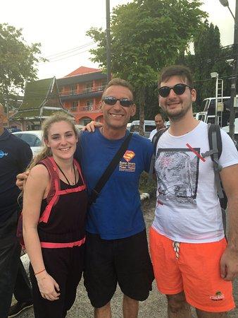Super Divers: Philippe et nous :)