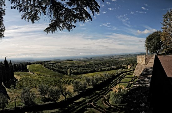 Gaiole in Chianti, Italy: nice view