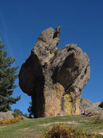 Duruelo de la Sierra, Spain: Formaciones rocosas