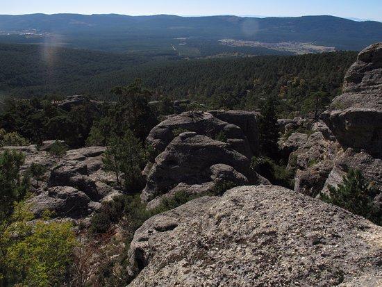 Duruelo de la Sierra, Espagne : Vistas privilegiadas