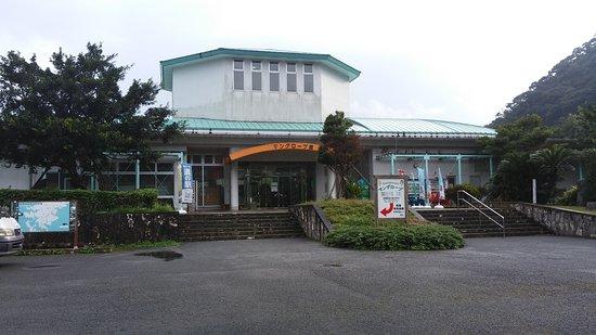 Roadside Station Amami Oshima Sumiyo