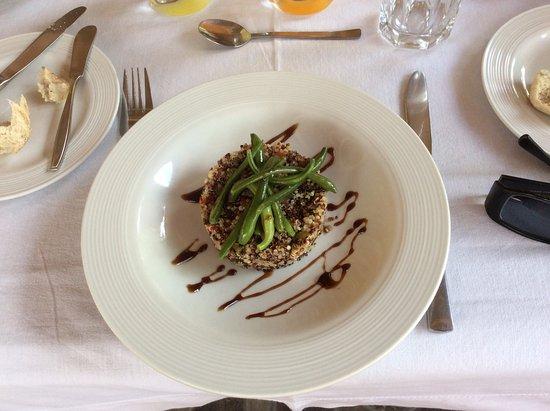 Ananau Restaurante: Salade de quinoa