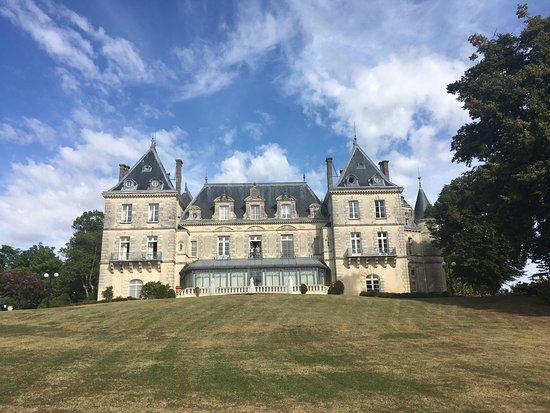 Chateau de Mirambeau: photo6.jpg