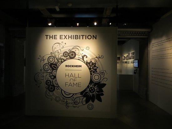 Rockheim Hall Of Fame