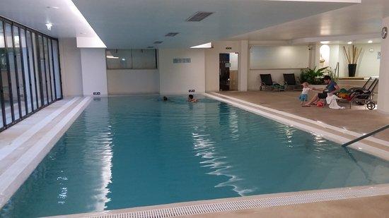 Estrela da Luz: la piscine couverte