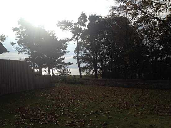 Lundin Links, UK: Wonderful View!