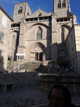 La Chaise-Dieu, فرنسا: Labbaye