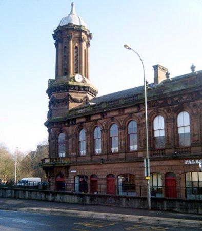 Palace theatre Kilmarnock