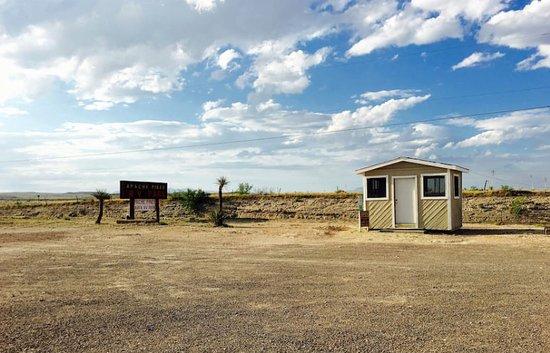 APACHE PINES RV PARK - Campground Reviews (Marfa, Texas ...
