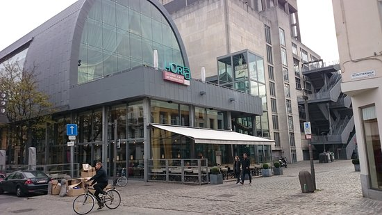 Grand Cafe Horta : Outside 2