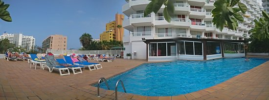 Picture of ponderosa apart hotel playa de for Aparthotel d or jardin de playa