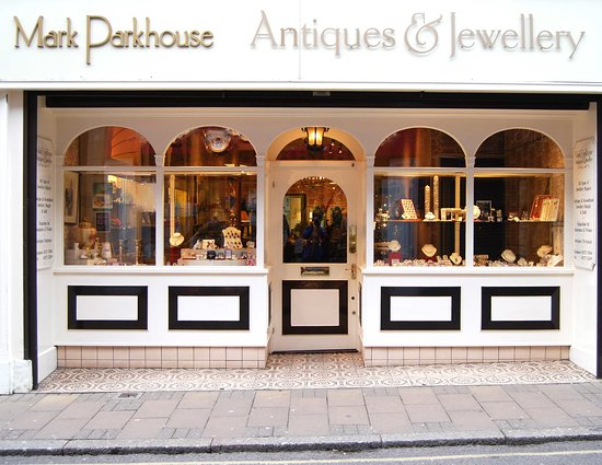 ‪Mark Parkhouse Antiques & Jewellery‬