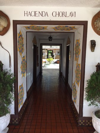 Hacienda- Hosteria Chorlavi: photo0.jpg