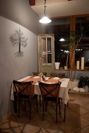 Luhacovice, Czech Republic: Restaurace