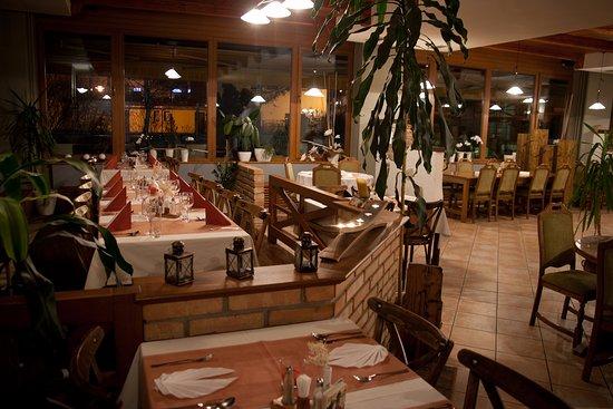 Luhacovice, สาธารณรัฐเช็ก: Restaurace Elektra