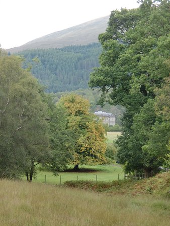 Clan Cameron Museum: Das Clanshaus