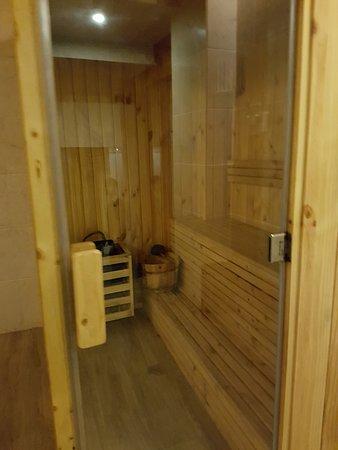 Nhat Ha3: steam bath room