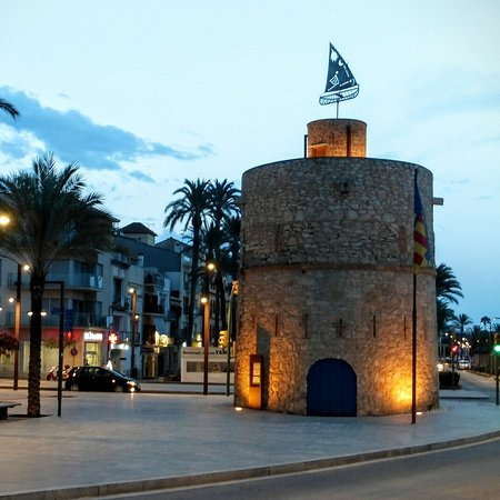 Torre de Ribes Roges: Ribes Roges Tower
