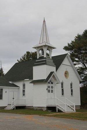 Schoodic Point: United Methodist Church in Prospect Harbor