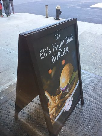 Photo of Restaurant Eli's Night Shift at 189 E 79th St, New York City, NY 10075, United States