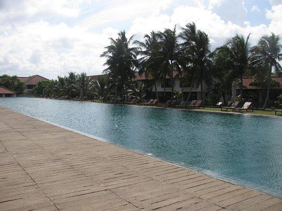 Jetwing Lagoon: Pool