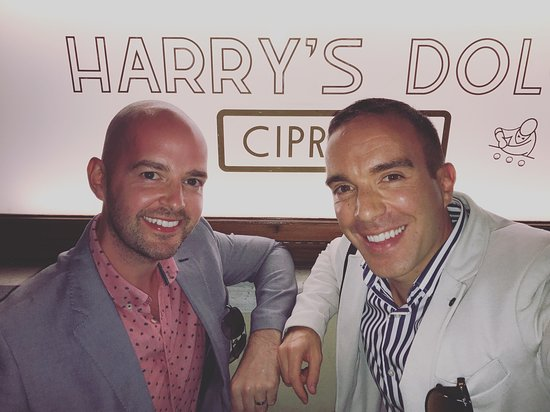 Harry's Dolci : Nice experience but over-priced for what we got!