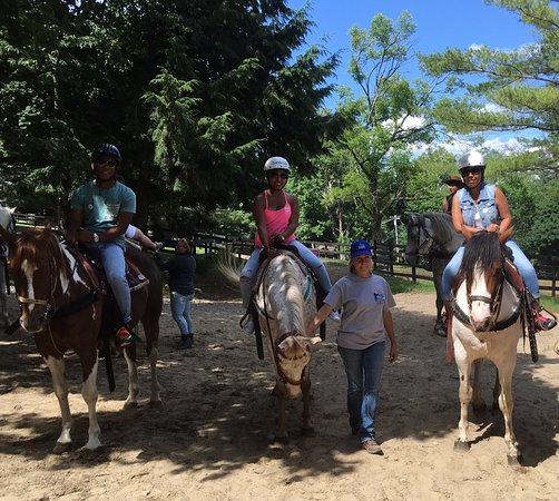 Saddle Up Stables: Me and my Kids