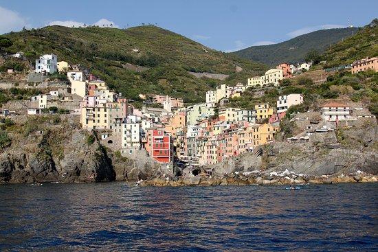 Hotel Al Terra Di Mare Cinque Terre Riomaggiore Panorama
