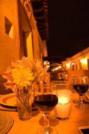 Restaurante Pizzeria Napoli: Delicioso lugar para cenar una buena pasta, tienen varias opciones y el servicio es excelente. S