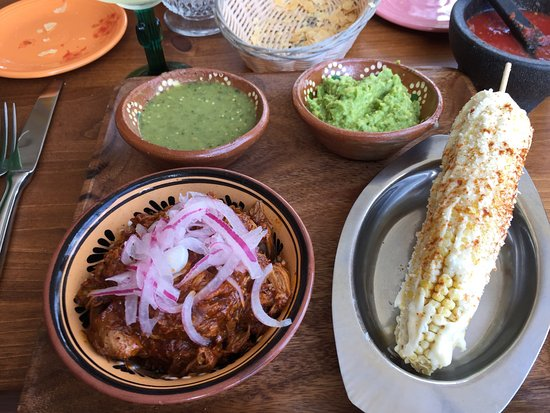 Bethel, CT: Fajita Chicken with Spiced Corn