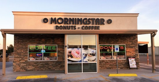 Lamesa, TX: Start your morning off right.