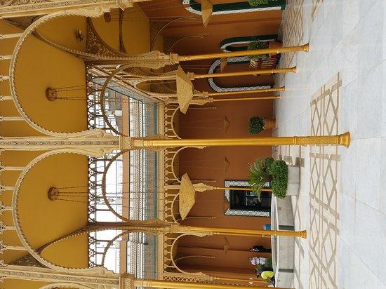 Cairo Marriott Hotel & Omar Khayyam Casino: 20161028_133801_large.jpg