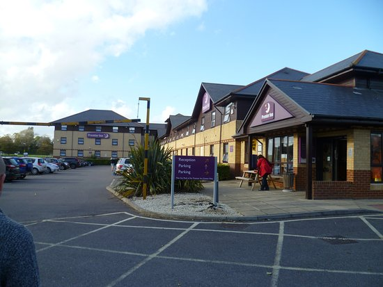 Premier Inn Weymouth Seafront Hotel Photo