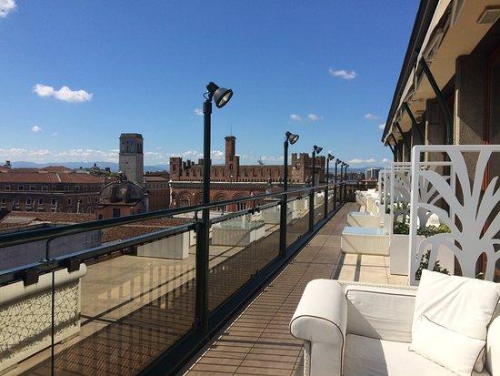Terrazza Hotel - Picture of Grande Albergo Roma, Piacenza - TripAdvisor