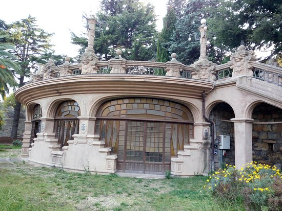 Il giardino d 39 inverno bild von villa grock imperia - Il giardino d inverno ...