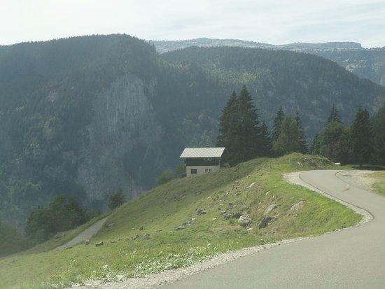 Haute-Savoie, France: descente sur Annecy
