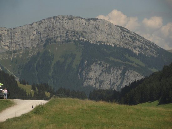 Haute-Savoie, France: balme