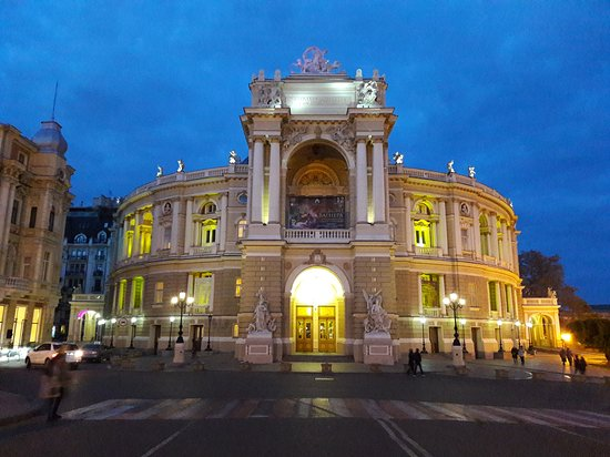 odessa national academic opera and ballet theater picture of  odessa national academic opera and ballet theater
