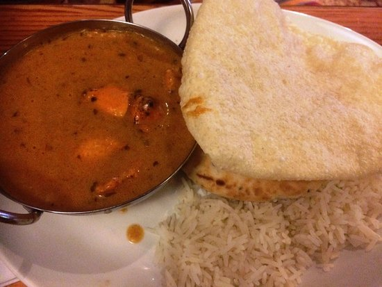 "Gargrave, UK: ""The worst chicken tikka I've ever had"" said the Mrs"