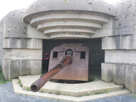 Batterie de Longues-sur-Mer, Calvados 004