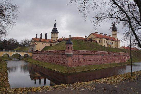 Nesvizh, Bielorrusia: Несвижский замок