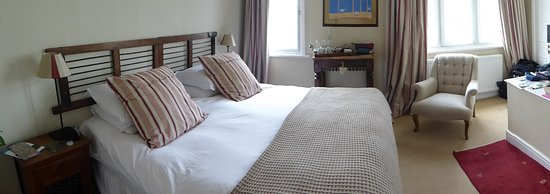 Abbey Rise Bed and Breakfast: double ensuite room